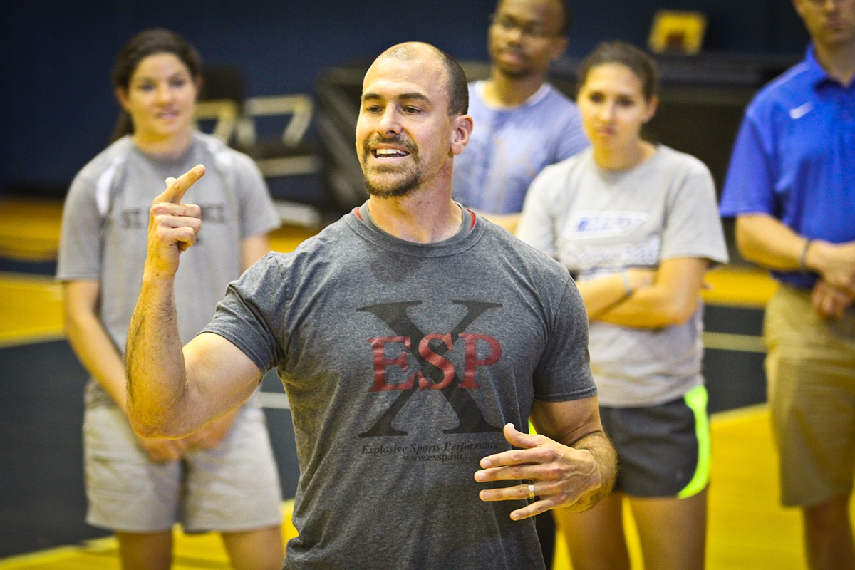 Coach Brix